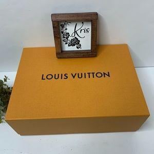 Large Louis Vuitton Box